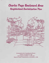 Charles Page Boulevard Area Neighborhood Revitalization Plan