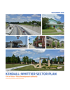 Kendall-Whittier Sector Plan