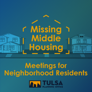 Missing Middle Housing Meetings