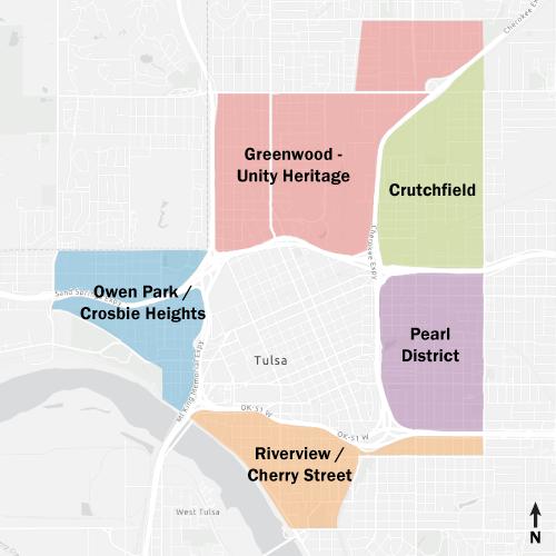 Near-Downtown Neighborhoods