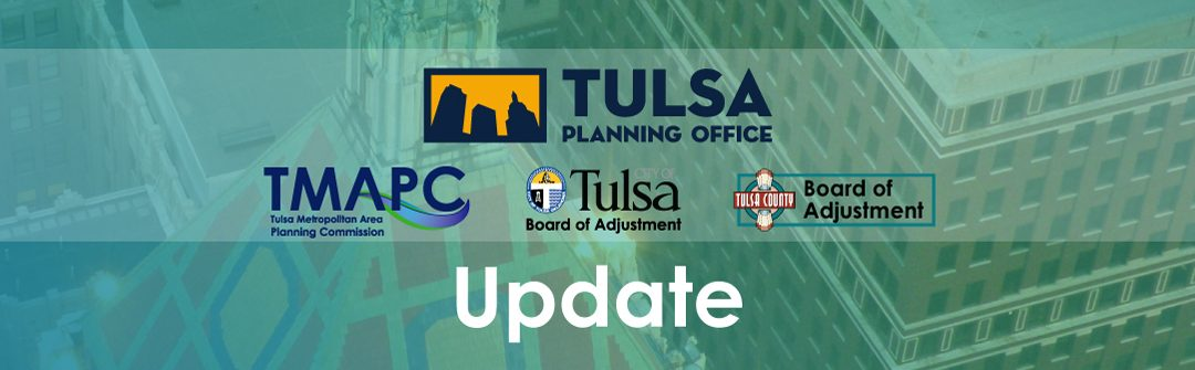 Tulsa Planning Office Update